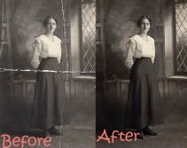 restoration before