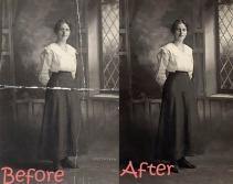 restoration before