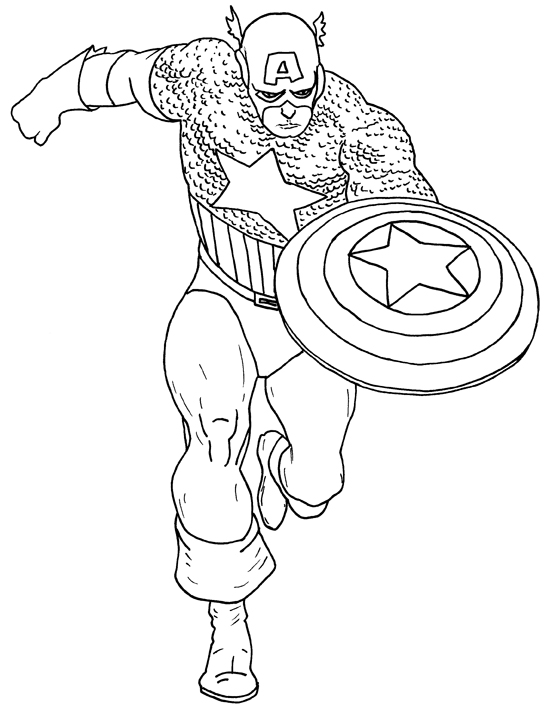 Line Art America : P lastfirst digital painting from a scan twenty first