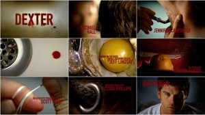 dexter title sequence