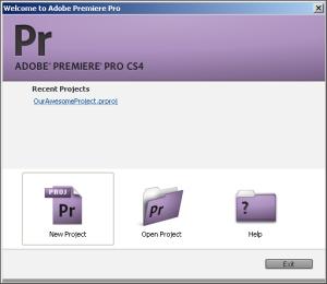 PremiereNewProject