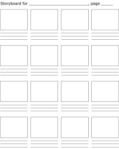 storyboard_template best