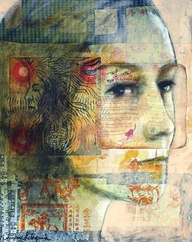 Mixed Media Self Portraits Twenty First Century Art And Design